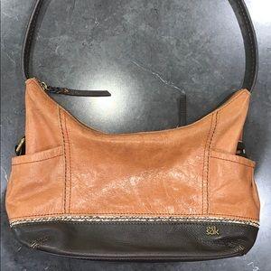 The Sak Kendra leather hobo bag